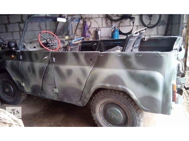купить бу Кузов на УАЗ 469 по запчастям в Киеве