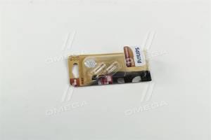 Лампа накаливания W5W12V 5W W 2,1X9,5d (blister 2шт) (пр-во Philips)