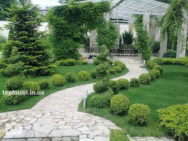 Ландшафтный дизайн и озеленение- объявление о продаже  в Одессе