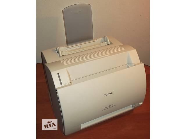 продам Лазерный принтер Canon LBP-800 в идеале! бу в Харькове