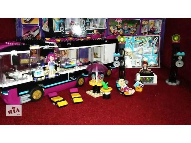 Lego Friends 41106 гастроли звёзд- объявление о продаже  в Чугуеве