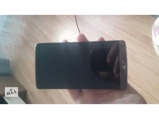 купить бу LG G3 D851 32Gb в Житомире