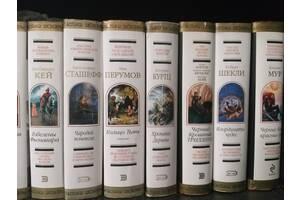 Азімов Гаррісон Шеклі Муркок Шедеври фантастики містики фентезі