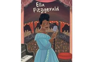 Книга в джазе о Эллу Фитжеральд Ella Fitzgerald Jazz Music