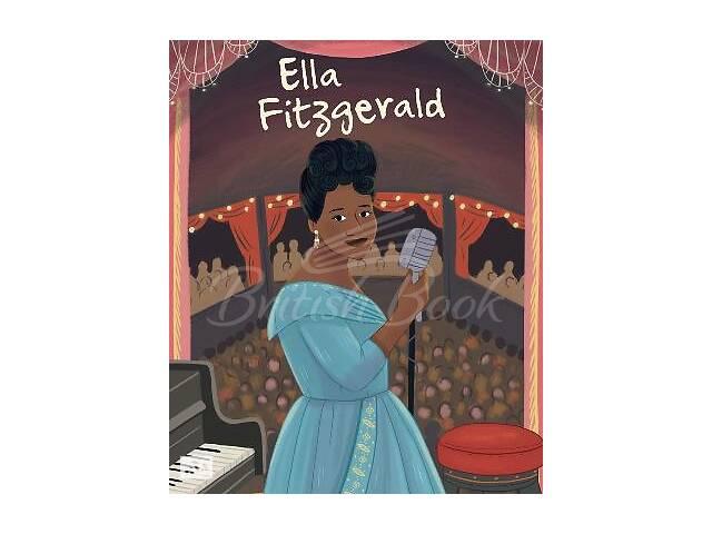 продам Книга в джазе о Эллу Фитжеральд Ella Fitzgerald Jazz Music бу в Хмельницком
