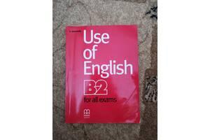 Книга - тренажер по английскому, уровень B2!