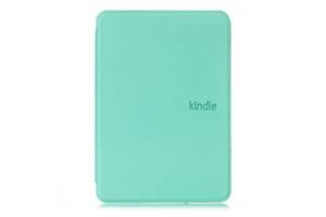 Обкладинка Armorstandart Leather Case для Amazon Kindle Paperwhite 4 (10th Gen) Light Green (ARM54043)