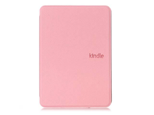 продам Обкладинка Armorstandart Leather Case для Amazon Kindle Paperwhite 4 (10th Gen) Light Pink (ARM54040) бу в Києві