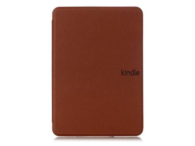 купить бу Обложка Armorstandart Leather Case для Amazon Kindle Paperwhite 4 (10th Gen) Brown (ARM54046) в Києві