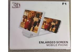 увеличения экрана 3 d рамка для телефонов