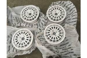 Литые диски на ВАЗ 14 X 5.5J 4x98. Комплект дисков для ВАЗ, магниевые диски, литье на ВАЗ, казанки, диски СССР.