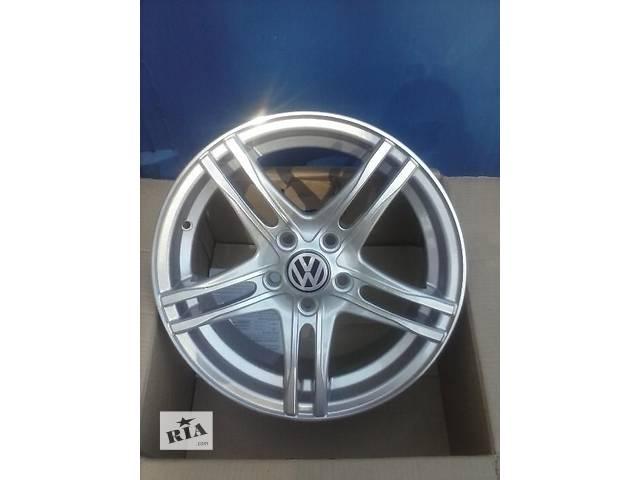 купить бу Литые диски Skoda, VW 5x100 R15 - Tech Line, новые! в Киеве