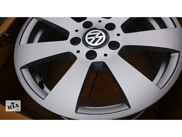 бу Литые диски VW GOLF VII R16 НОВИЙ КОМПЛЕКТ!! в Бердичеве