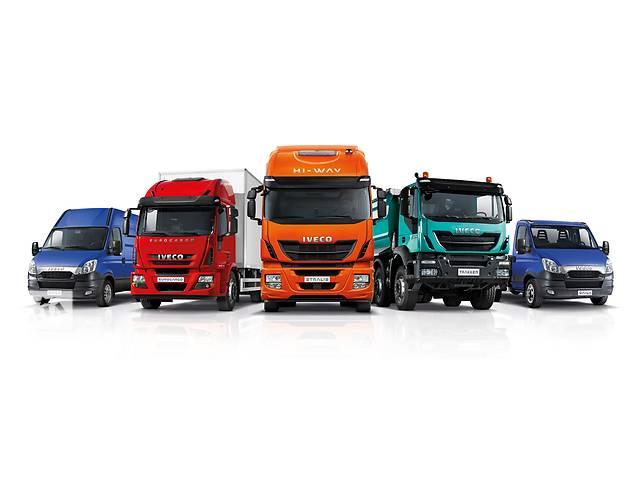 купить бу Любые запчасти для грузовиков Ивеко, Iveco в Харькове
