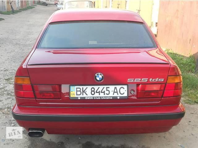 купить бу М-СПОЙЛЕР BMW 5 E34 в Киеве