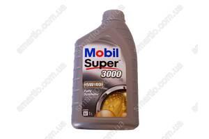 Масло моторное Смарт Форту 450. Mobil Super 3000 X1 5W-40. 1л