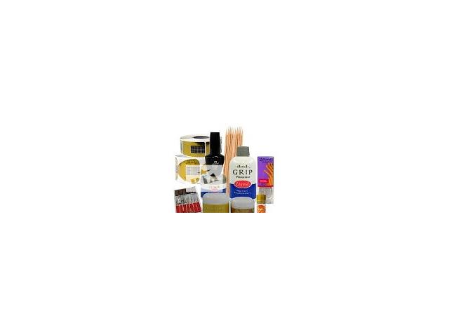 Матеріали та інструменти для манікюру, педикюру, нарощування нігтів- объявление о продаже  в Донецке