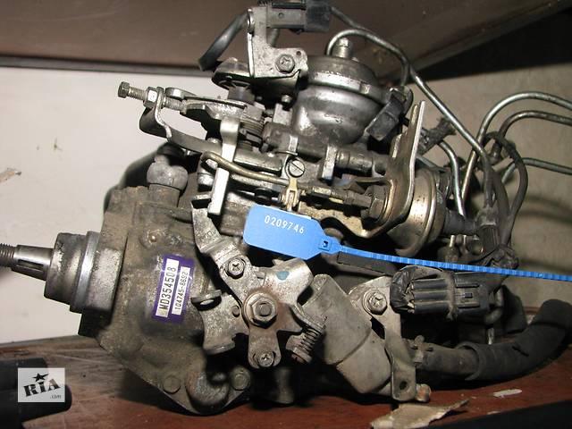 бу MD354508 Топливный насос высокого давления/трубки/шест Легковой Mitsubishi Pajero Sport 2001 в Киеве
