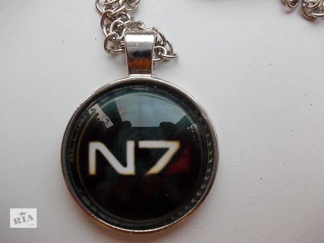 продам Медальон Mass Effect N7 бу в Киеве