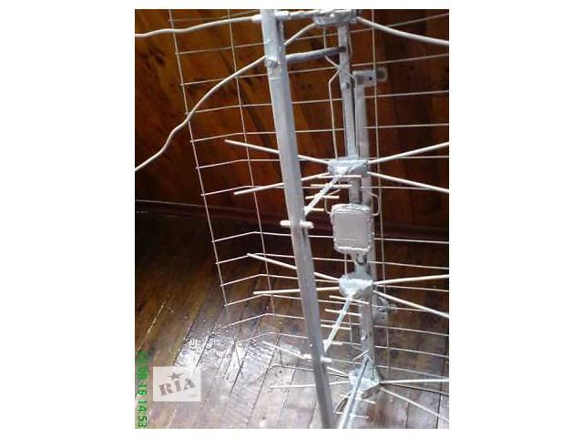 купить бу Антенна ТВ (МВ+ДМВ),Кабель радиочастотный коаксиальный РК 75-3-32 в Запорожье