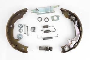 Механизм тормозной правый Mitsubishi Outlander (CW) XL 06-14 (Мицубиси Оутлендер ХЛ)