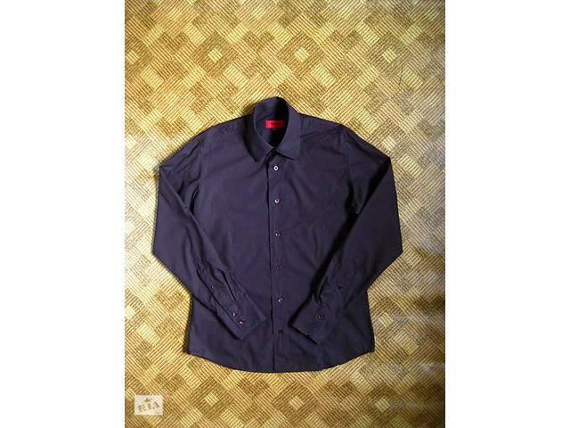 купить бу мужская рубашка - Hugo Boss - размер M - наш 48р. в Кривом Роге
