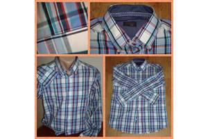 б/у Мужские рубашки Tchibo