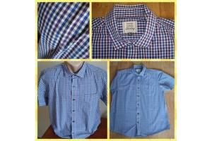 б/у Мужские рубашки GEORGE