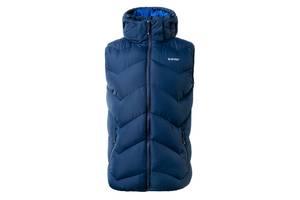 Жилет Hi-Tec Calisto DRESS BLUE/LAPIS BLUE L Синий (5902786005833-L)