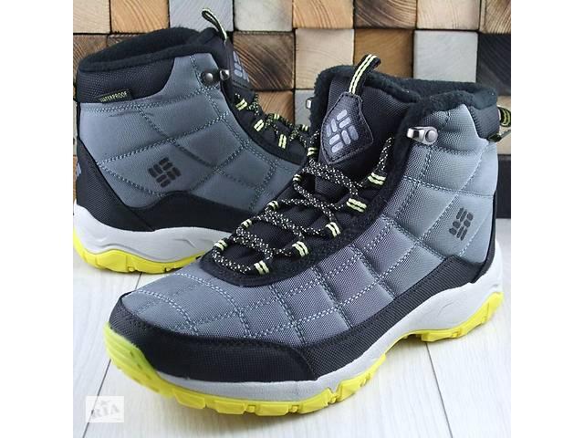 Columbia 41-45р ботинки теплые зимние кроссовки adidas термо обувь-  объявление о продаже в ed5f612d8f079