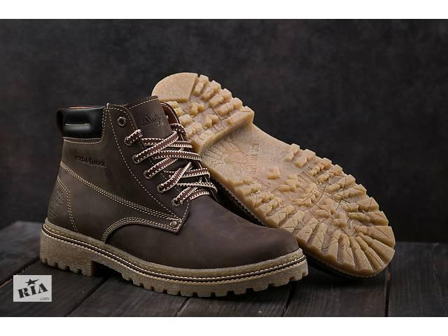 a98dd7f97 Levons 117 Мужские зимние ботинки из натуральной кожи