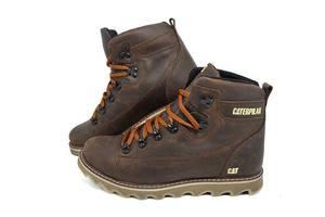 Нові чоловічі черевики і напівчеревики Caterpillar