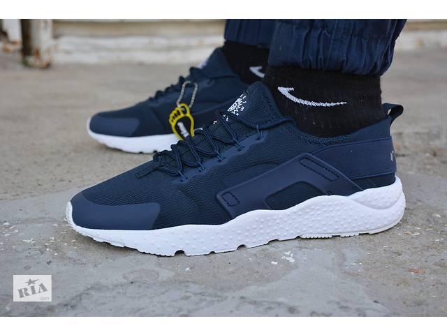 570044da продам Мужские кроссовки Nike air Huarache blue кроссовки найк аир эир  хуарачи бу в Южноукраинске
