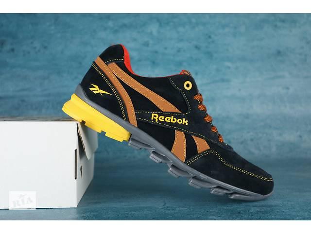 Мужские кроссовки Reebok Синий Рыжий зимш 00-00000163- объявление о продаже  в Хмельницком ce69031325bba