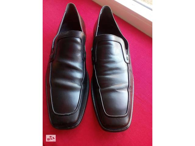 бу Чоловічі туфлі/італія Hugo Boss в Дніпрі (Дніпропетровськ)