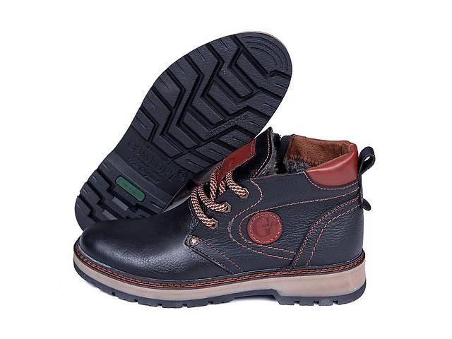 продам Мужские  зимние кожаные ботинки Asl GS Flotar style бу в Одессе