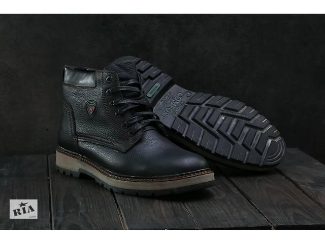 Чоловічі зимові шкіряні черевики Ecco - Чоловіче взуття в Харкові на ... 3160d00c6ab54