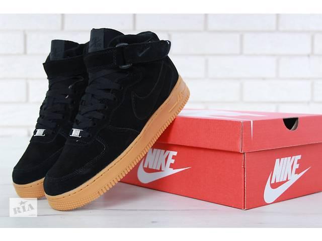 419bce45 бу Мужские зимние кроссовки Nike Air Force High Winter
