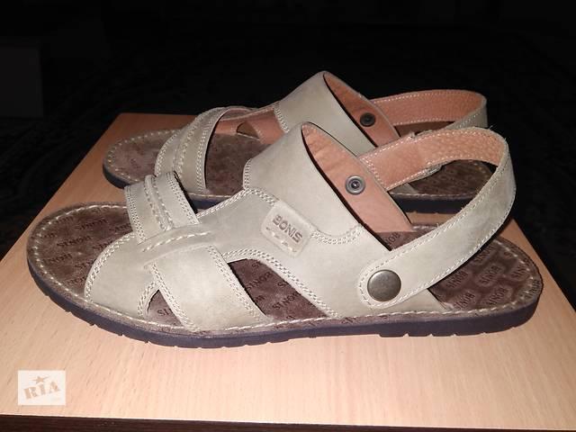 Продам новые кожаные сандалы шлепанцы два в одном.100% кожа.р.41 42 ... 74ddb0ff3ce5c
