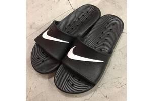 Нові чоловічі шльопанці Nike