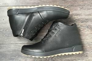 Нові чоловічі черевики і напівчеревики Ecco