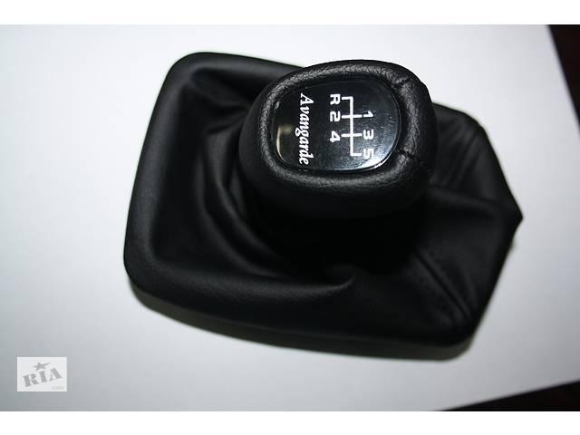 купить бу Mercedes E-klass W210 Чехол ↗ ручка КПП с рамкой (avantgarde) в Черновцах