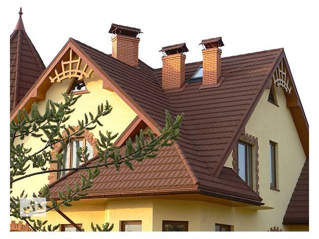 Металлочерепица. Профильный лист. Комплектующие для крыши.- объявление о продаже  в Львове
