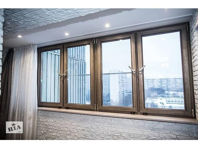 купить бу Металопластиковые окна Rihau по 15% скидке!!  в Украине