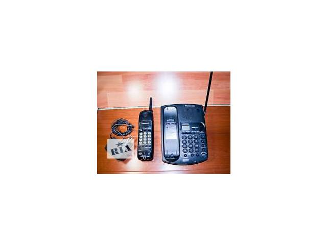 Многофункциональный радиотелефон panasonic kx-tc1455bxb - объявление о продаже  в Киеве