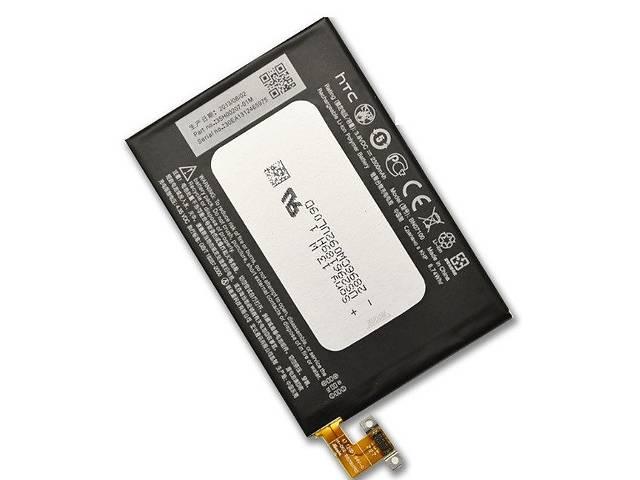 купить бу Аккумулятор батарея для HTC One M7 оригинал в Дубно