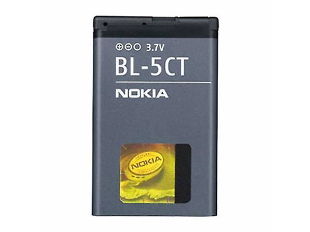бу Аккумуляторная батарея Nokia BL-5CT в Дубно (Ровенской обл.)