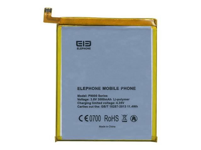 Батарея Elephone P9000 3000 мА*ч- объявление о продаже  в Киеве