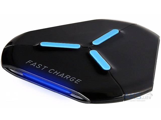 Беспроводное зарядное устройство беспроводная зарядка T500 - 2A- объявление о продаже  в Дубно