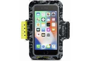 Чехол Belkin для iPhone 6/7/8 Plus Slim-Fit PRO Armband grey